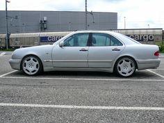 Mercedes-Benz AMG on Carlsson wheels Mercedes E55 Amg, Mercedes E Class, Benz E Class, Oem Wheels, Custom Wheels, West Coast Customs, Mercedez Benz, Pagani Zonda, Maybach