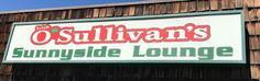 FresFood: Irish O'Sullivan' Sunnyside Lounge