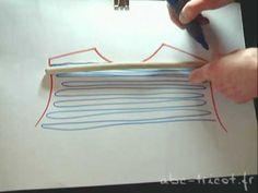 http://www.abc-tricot.fr présente : les points bloquants pour les débutants (emmanchures, encolure, terminer les épaules séparément), et le tour de quelques notions essentielles : la hauteur totale, rabattre de chaque côté, rabattre les mailles centrales, rabattre en même temps côté épaule (ou emmanchure) et côté encolure, suivre les explications en sens inverse pour obtenir un travail symétrique.