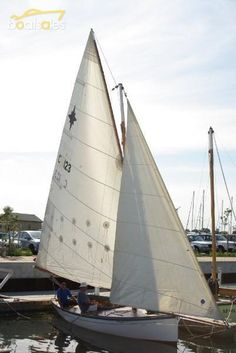 1932 COUTA BOAT 22 FEET 4 INCHES