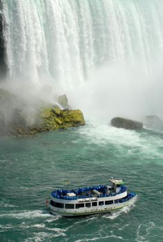 #Motel6UBL I can only imagine how absolutely awesome the view is from the bottom of Niagra Falls!
