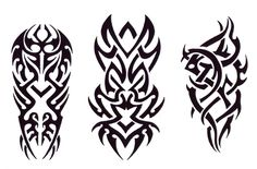 Shoulder Tribal Tattoo Designs For Men - ideas and design -Tattoo 4 Me