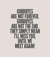 quotes goodbye - Google zoeken