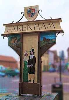 Fakenham Norfolk Broads, Norfolk England, Norfolk Holiday, Country Uk, Old Pub, English Village, Pub Signs, Tourist Information, Seaside Towns