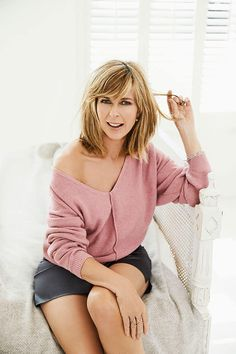 'Millennials don't know what they're missing' Kate Garraway reveals why sex is far more enjoyable in her - YOU Magazine Beautiful Old Woman, Gorgeous Women, Kate Galloway, Carol Kirkwood, Gal Gabot, Tv Girls, Amanda Holden, Tv Presenters, Sexy Older Women