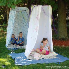 Summer Day Camp | Hula Hoop Hideout