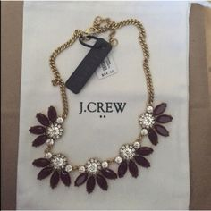 BNWT J.Crew Statement Necklace Description in pic 4! J. Crew Jewelry Necklaces