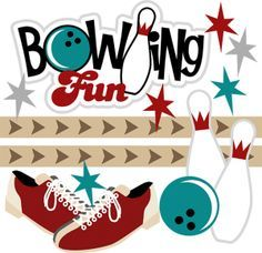 Bowling Free Printable Clipart #1