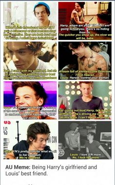 Find images and videos about one direction, louis tomlinson and imagines on We Heart It - the app to get lost in what you love. One Direction Interviews, One Direction Images, One Direction Quotes, One Direction Harry, Louis Tomlinson Imagines, Louis Imagines, Harry Styles Imagines, Harry Styles Facts, Harry Styles Photos