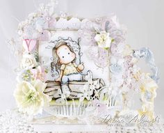 DeeDee´s Card Art: ♥ Spring is in the Air - Making Of Video for All A...
