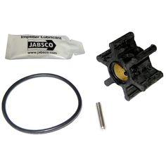 """Jabsco Impeller Kit - 6 Blade - Neoprene - 1-9/16"""" Diameter - https://www.boatpartsforless.com/shop/jabsco-impeller-kit-6-blade-neoprene-1-916-diameter/"""