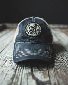 Vintage Trucker Mesh Cap - Antique Archaeology
