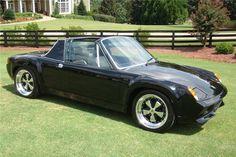 my 1st Porsche.  1973 Porsche 914 at 16.