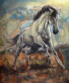 "Saatchi Art Artist Lubomir Korenko; Painting, ""Freedom of movement"" #art"