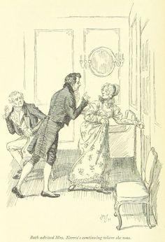 Jane Austen Mansfield Park - both advised Mrs. Norris's continuing where she was Book And Magazine, Magazine Art, Jane Austen Mansfield Park, Human Sketch, Baronet, Jane Austen Books, Regency Era, Classic Literature, Martin Freeman
