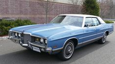 Bid for the chance to own a 1971 Ford LTD at auction with Bring a Trailer, the home of the best vintage and classic cars online. Lux Cars, Retro Cars, Vintage Cars, Vintage Auto, Old Classic Cars, Classic Cars Online, Vintage Cigarette Ads, Ford Ltd, Ford Galaxie
