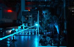 Military laser experiment - Laser - Wikipedia
