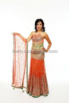 Rent or Buy Indian Bridal Wear Lehenga Choli | Saris and Things