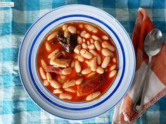 Fabada fácil en CrockPot, la más sencilla para ollas de cocción lenta Crockpot, Bolognese, Recetas Crock Pot, Multicooker, Homemade Beauty Products, Chana Masala, Instant Pot, Slow Cooker, Curry