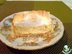 Лимонный пирог с безе ингредиенты