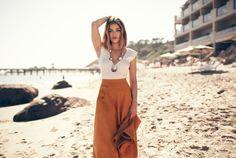 Lucy Hale - modeliste magazine