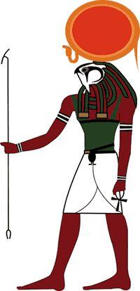Ra - sun god - Egypt