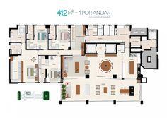 Casa Opus Areião | 412m² | Setor Marista | Goiânia