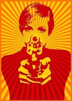 twiggy poster from the lots of great posters, then. Art And Illustration, Illustrations, Richard Hamilton, Pop Art, Graffiti, Colleen Corby, Pow, Pattie Boyd, Kunst Poster