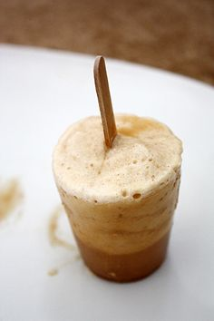 Mexican Coffee Popsicles