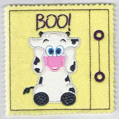 Peek-a-Boo - Free Instant Machine Embroidery Designs