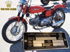 harley davidson 125 sx motorcycle | Aermacchi Harley Davidson Italy SX ST SS 125 250 350 Sprint Restore ...