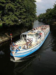 Boat Cruise in Berlin, Germany.  Website: http://patelcruises.com/  Email: info@pateltravel.com