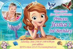 Disney Sofia The First Magical Lights Mermaid Doll Sings Song Sofia Mermaid AU