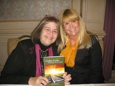 With Donna Messer