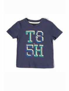 Tommy Hilfiger Toddler boy`s short sleeve t-shirt Black - House of Fraser
