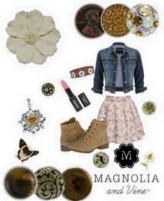 Design a style that's right for you with Magnolia and Vine customizable, snap jewelry and accessories. Check out my website... www.mymagnoliaandvine.com/3421