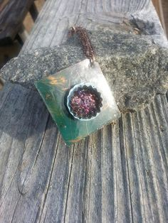 Vintage Copper Necklace $30