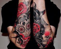 Tatuagem+de+caveira+mexicana+-+GEEKISS