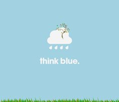 think blue - Google 검색