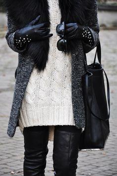 Cute winter layers