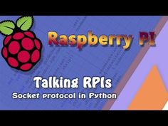 Get raspi's to talk to each other