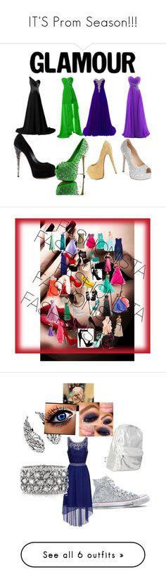 """IT'S Prom Season!!!"" by gateway2heaven on Polyvore featuring Lauren Lorraine, Casadei, Christian Louboutin, Reem Acra, Carolina Herrera, Mori Lee, VDP, Sherri Hill, Blush Prom and Coast"