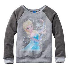 Disney Frozen Elsa Magic Sweatshirt