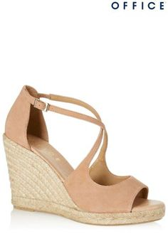 ca589c37449e Buy Office Suede Espadrille Sandals from the Next UK online shop