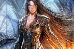 NBC is Developing a #Witchblade TV Series  NBC and Sony Pictures TV revealed they are currently developing a series based on #SaraPezzini. The project is only in development stages at this point. The Vampire Diaries Caroline Dries will be writing the pilot script and serve as an executive producer on the show with fellow TVD writer Brian Young.  What do you think about the news? http://ift.tt/2j4pEnX