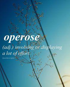 Operose