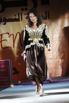 Robes algériennes