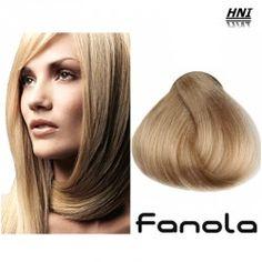 Vopsea de par blond platinat bej 10.13 Fanola