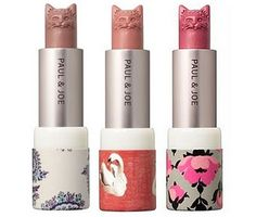 cat lipstick by Paul & Joe