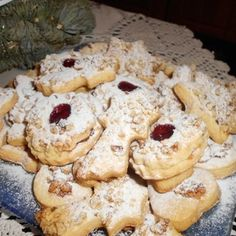 10 perces linzer | Nosalty Small Cake, Biscuits, Muffins, Food And Drink, Cookies, Crack Crackers, Crack Crackers, Muffin, Biscuit